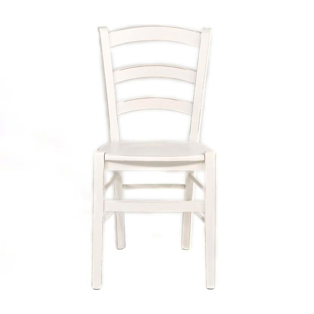 Sedie In Legno Stile Shabby Chic Vintage Provenzale Per ...