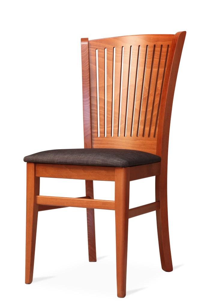 Sedie Classiche In Legno Prezzi.Sedie Classiche In Legno Seduta Imbottita Per Arredo Ristorante