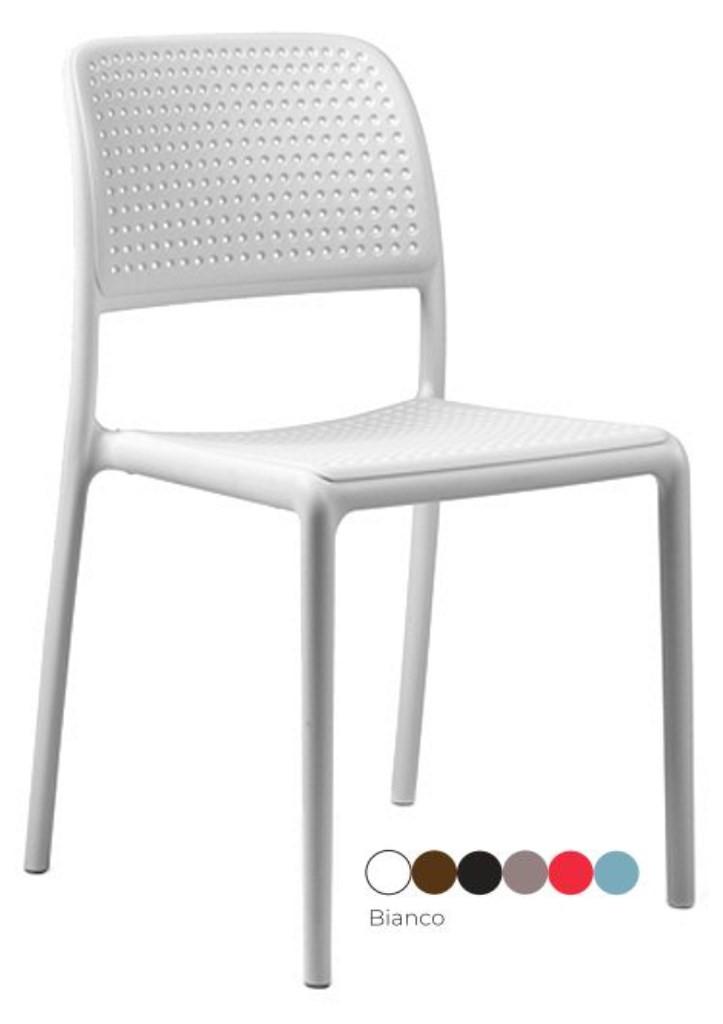 Sedie In Plastica Per Esterno.Sedie In Plastica Polipropilene Per Arredi Contract Hotel Alberghi