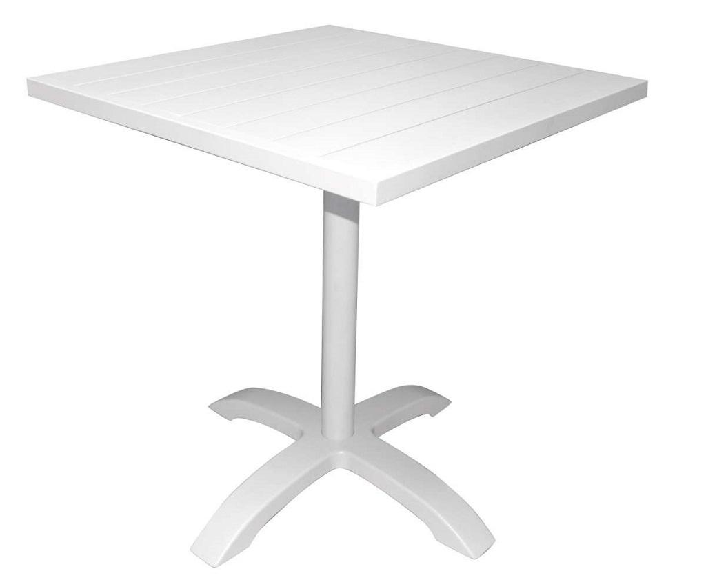 Tavoli In Alluminio 70x70 Per Arredo Esterno Bar ...