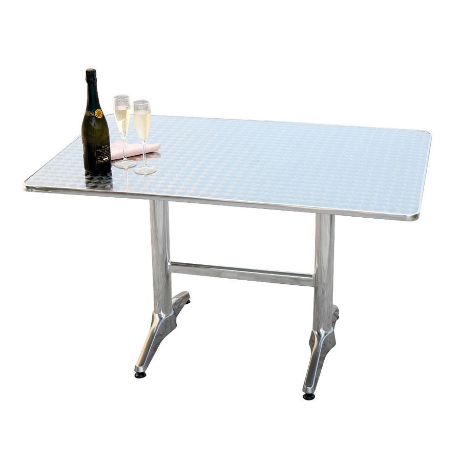 Tavoli Esterno Bar Ristorante Pizzeria In Alluminio e ...