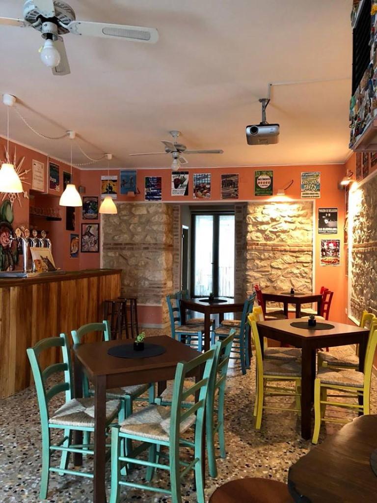 Set Tavoli e Sedie Ristorante Bar Pizzeria Tavolo Color