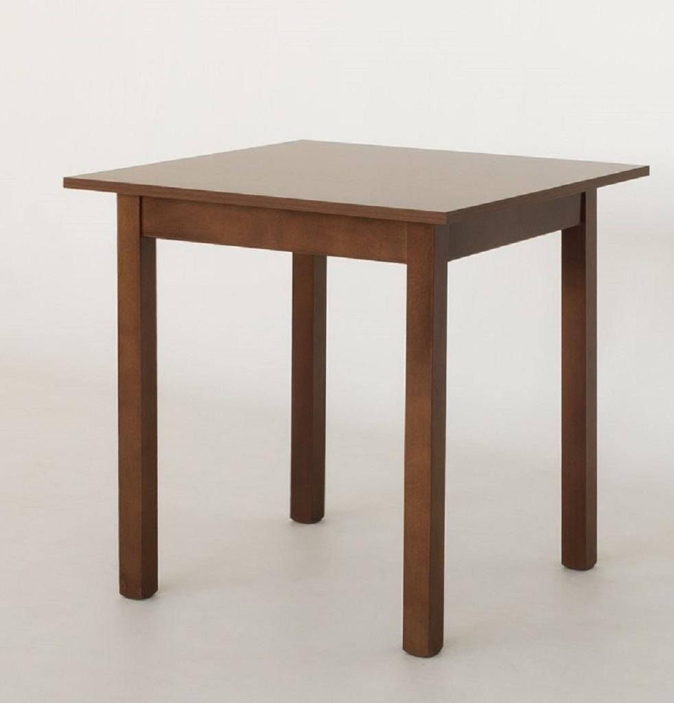 Sedie Per Tavolo Legno Massello set tavoli legno color noce e 4 sedie classiche seduta